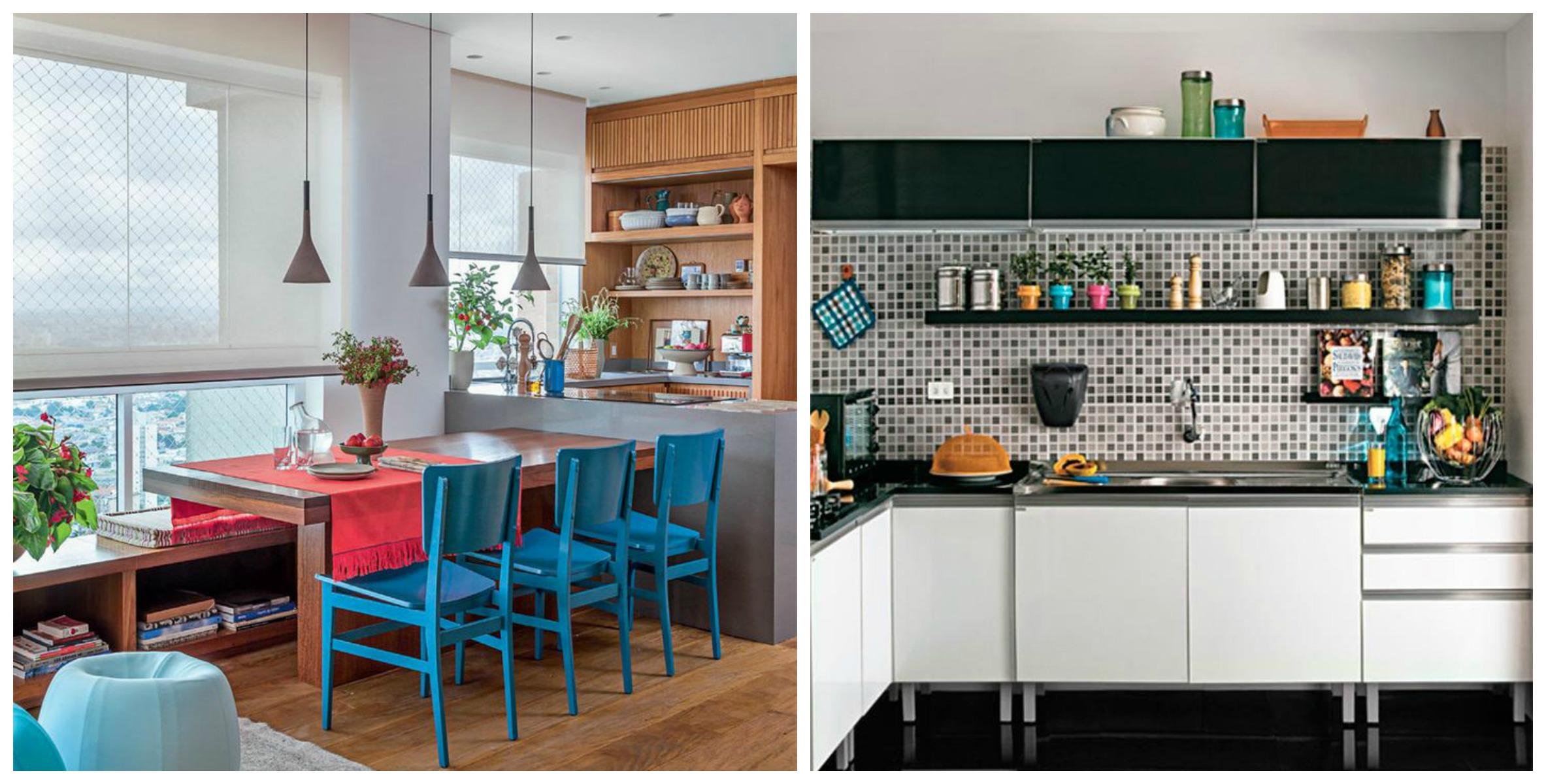 Cozinhas dos sonhos no Pinterest Colirio Rosa #1B6A85 2366 1200