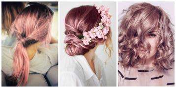 Inspiração: Cabelos Rosa